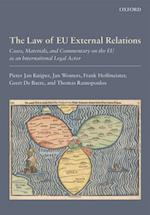 Law of EU External Relations: Cases, Materials, and Commentary on the EU as an International Legal Actor