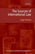 Sources of International Law (Foundations of Public International Law)