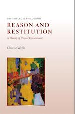 Reason and Restitution (Oxford Legal Philosophy)