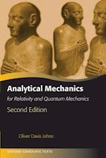 Analytical Mechanics for Relativity and Quantum Mechanics (Oxford Graduate Texts)