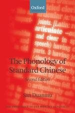 Phonology of Standard Chinese (Phonology of the World's Languages)