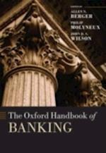 Oxford Handbook of Banking (Oxford Handbooks in Finance)
