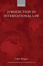 Jurisdiction in International Law (Oxford Monographs in International Law)