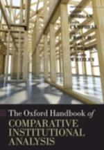 Oxford Handbook of Comparative Institutional Analysis (Oxford Handbooks in Business and Management)