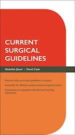 Current Surgical Guidelines af David Cade