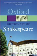 Dictionary of Shakespeare af James Shaw