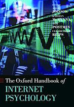 Oxford Handbook of Internet Psychology (Oxford Library of Psychology)
