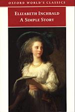 Simple Story af Elizabeth Inchbald