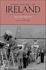 New History of Ireland Volume VII: Ireland, 1921-84 (NEW HISTORY OF IRELAND)