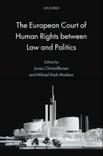 European Court of Human Rights between Law and Politics