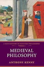 Medieval Philosophy: A New History of Western Philosophy, Volume 2 (New History of Western Philosophy)