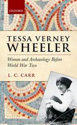Tessa Verney Wheeler: Women and Archaeology Before World War Two