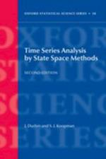 Time Series Analysis by State Space Methods: Second Edition (OXFORD STATISTICAL SCIENCE SERIES)