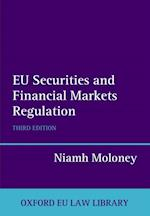 EU Securities and Financial Markets Regulation (Oxford European Union Law Library)