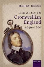 Army in Cromwellian England, 1649-1660 af Henry Reece