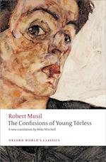 Confusions of Young Torless af Robert Musil