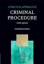 Practical Approach to Criminal Procedure (A Practical Approach)
