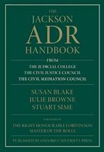 Jackson ADR Handbook af Julie Browne