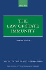 Law of State Immunity (The Oxford International Law Library)