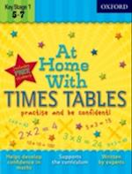 At Home with Times Tables af Richard Dawson