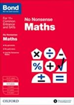 Bond: Maths: No Nonsense (Bond)