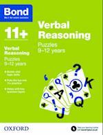 Bond 11+: Verbal Reasoning: Puzzles