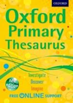 Oxford Primary Thesaurus af Oxford Dictionaries