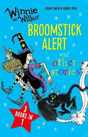 Owen, L: Winnie and Wilbur: Broomstick Alert and other stori