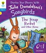 Oxford Reading Tree Songbirds: Level 3: The Scrap Rocket and Other Stories (Oxford Reading Tree Songbirds)