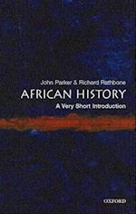 African History: A Very Short Introduction (VERY SHORT INTRODUCTIONS)