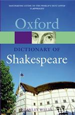 A Dictionary of Shakespeare (Oxford Paperback Reference)