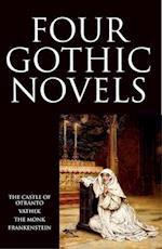 Four Gothic Novels af Horace Walpole, Mary Wollstonecraft Shelley, Matthew Lewis