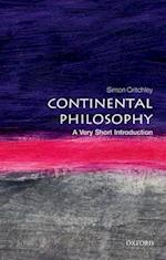 Continental Philosophy (VERY SHORT INTRODUCTIONS)