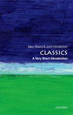 Classics: A Very Short Introduction af John Henderson, Mary Beard