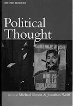 Political Thought af Catriona Mckinnon, Jonathan Wolff, Michael Rosen