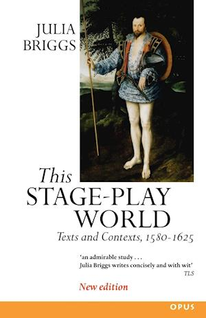 Bog, paperback This Stage-Play World af Julia Briggs