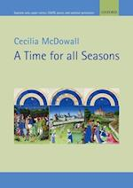 A Time for all Seasons af Cecilia McDowall