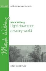 Light Dawns on a Weary World af Mack Wilberg