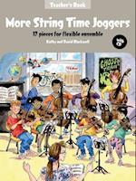 More String Time Joggers (String Time Ensembles)