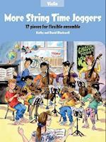 More String Time Joggers Violin Book (String Time Ensembles)