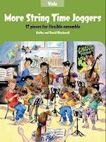 More String Time Joggers Viola Book (String Time Ensembles)