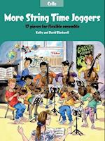 More String Time Joggers Cello Book (String Time Ensembles)