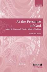 At the Presence of God (Festival Voices)