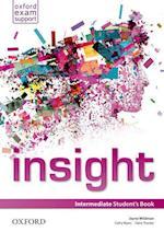 insight: Intermediate: Student's Book (Insight)