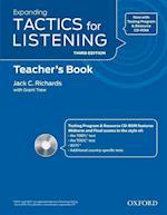 Tactics for Listening: Expanding: Teacher's Resource Pack (Tactics for Listening)