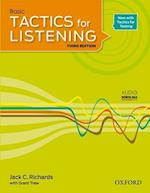 Tactics for Listening: Basic: Student Book (Tactics for Listening)