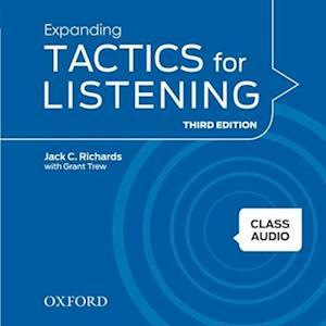 Tactics for Listening: Expanding: Class Audio CDs (4 Discs)