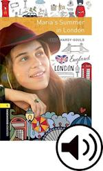 Oxford Bookworms Library: Level 1:: Maria's Summer in London audio pack (Oxford Bookworms Library)