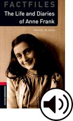 Oxford Bookworms Library: Level 3:: Anne Frank audio Pack (Oxford Bookworms Library)