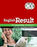 English Result Pre Intermediate Multipack B af Joe McKenna, Mark Hancock, Annie McDonald